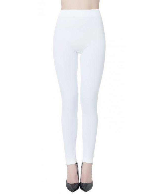 SLENDSHAPER Women Seamless Length Leggings