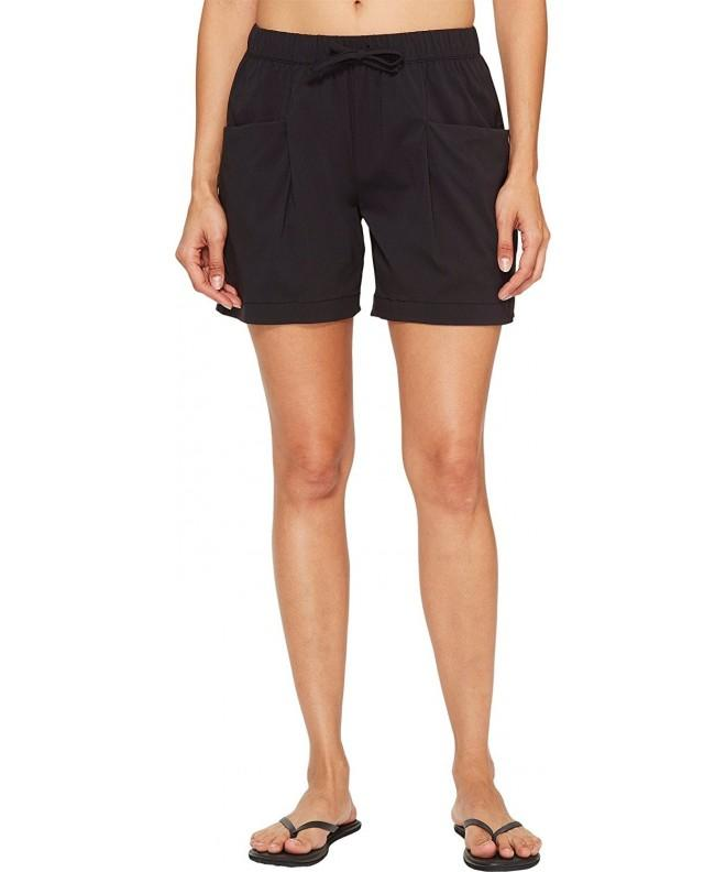 Lucy Womens Rogue Shorts Black
