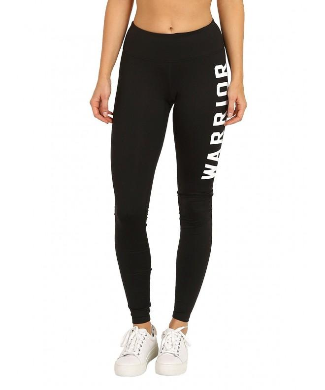 Spiritual Gangster Warrior Leggings X Small