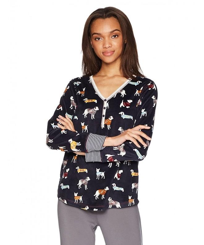 PJ Salvage Womens Doggie Sweaters