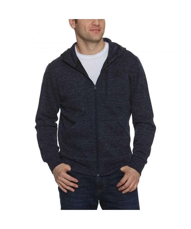 Gerry Mens Full Hoodie Blue