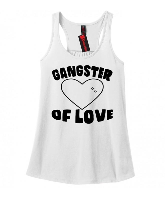 Comical Shirt Ladies Gangster Valentines