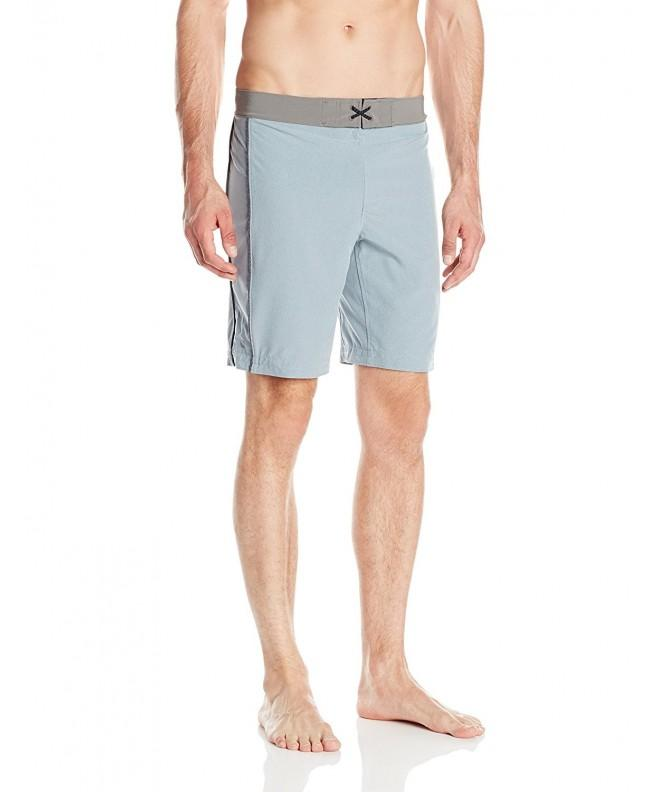 Manduka Surfer Shorts Chambray Medium