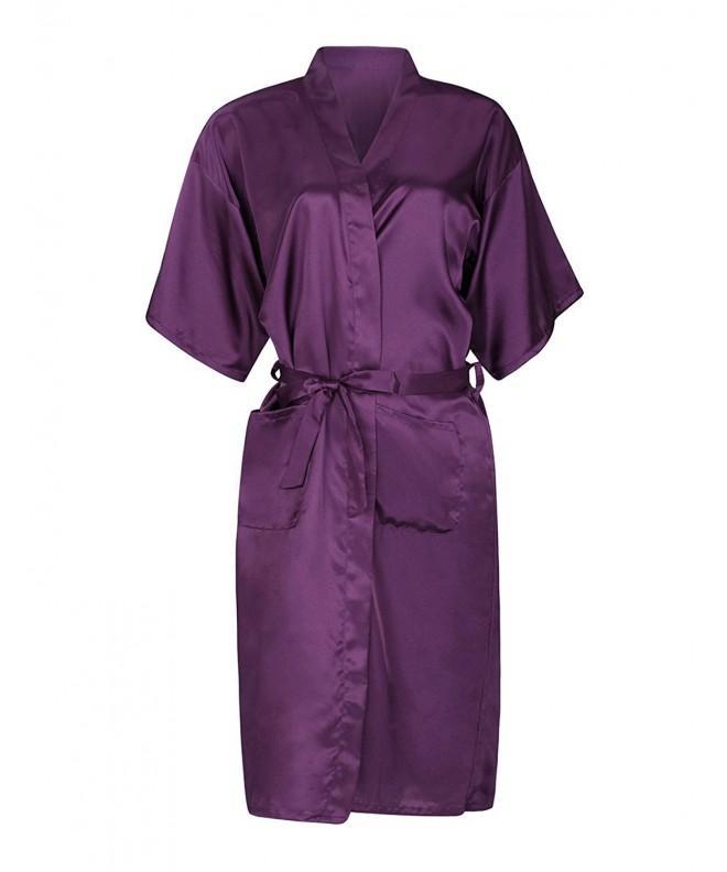 ADAMARIS Kimono Bathrobe Loungewear Sleepwear