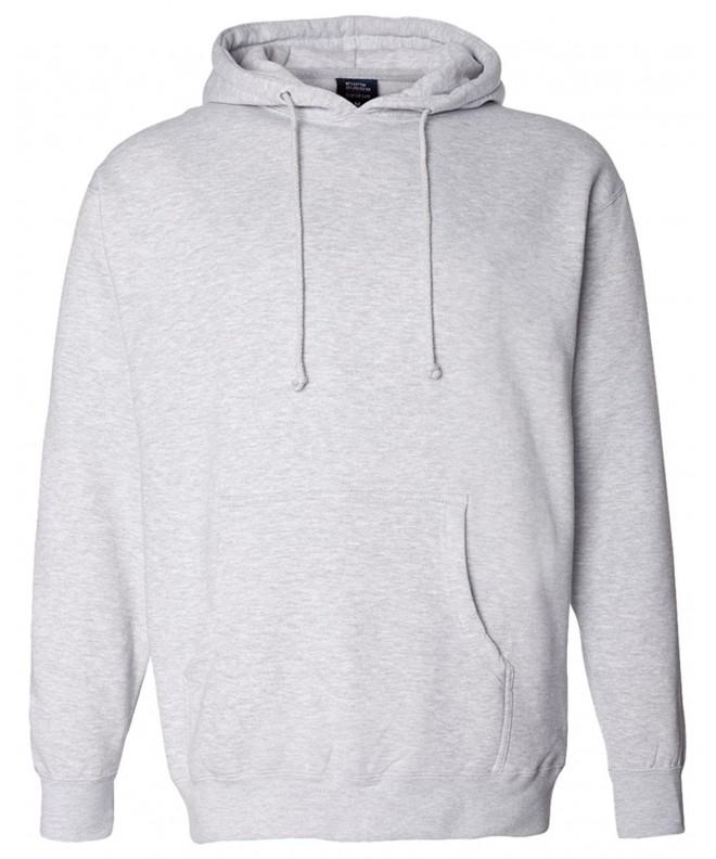 Mens Hooded Pullover Sweatshirt IND4000