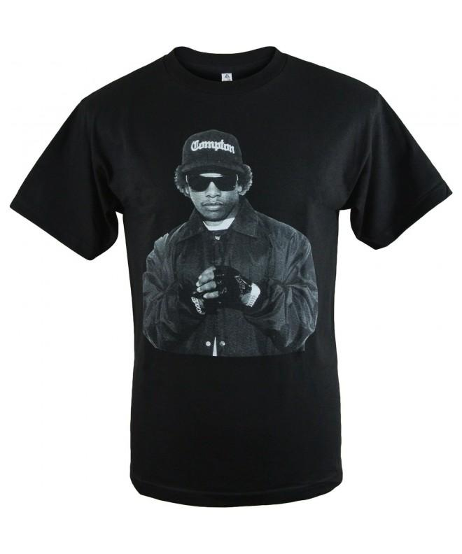 Mens Eyez Shirt Compton Black