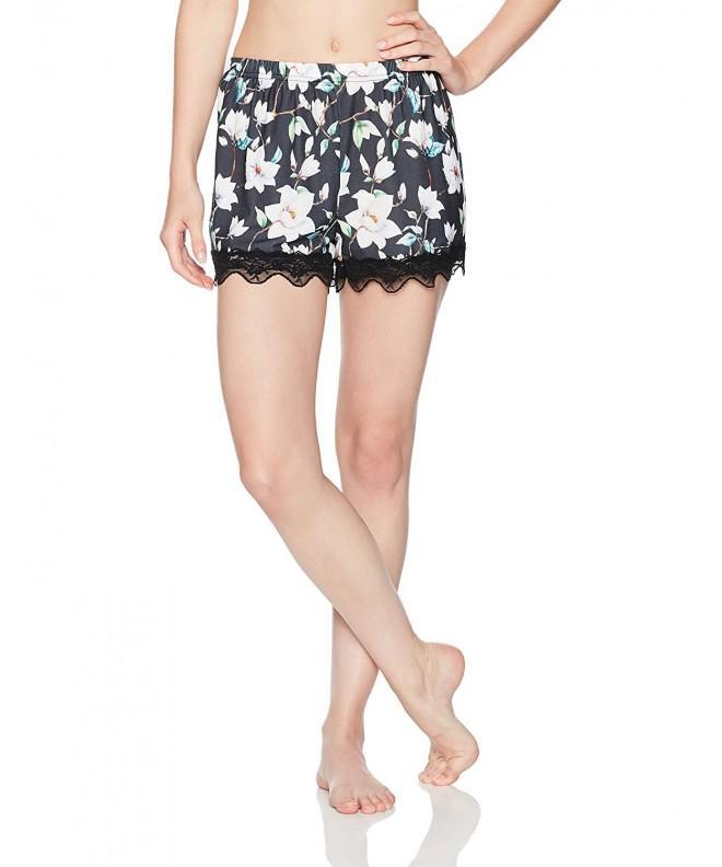 Selene Womens Short Large Floral