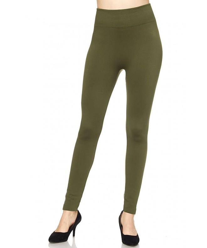 New Mix Legging Stretchy Footless