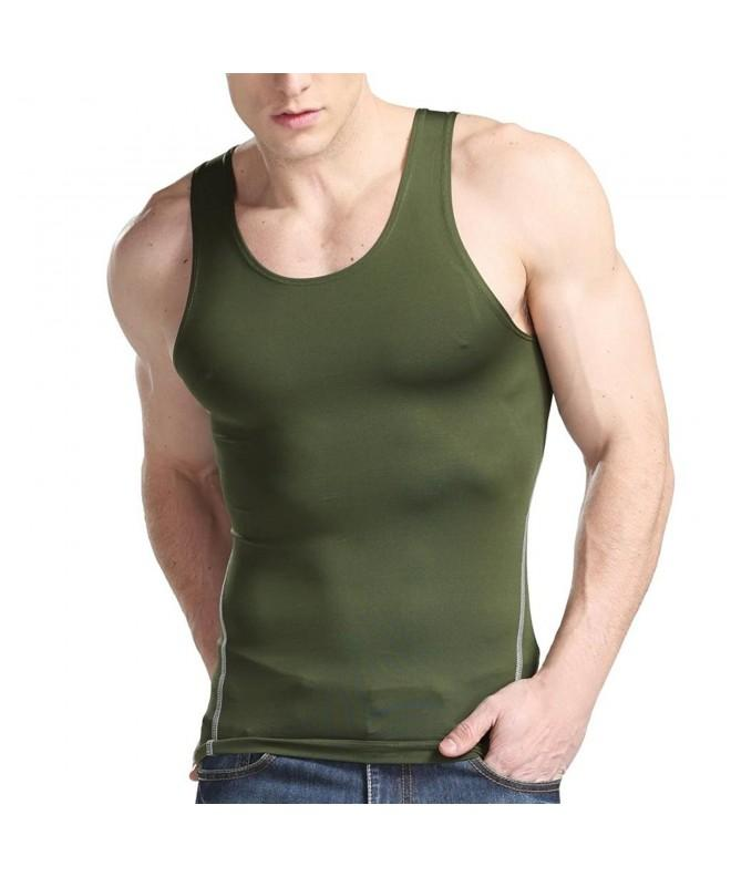 Xdian Mens Stretchy X Large Green