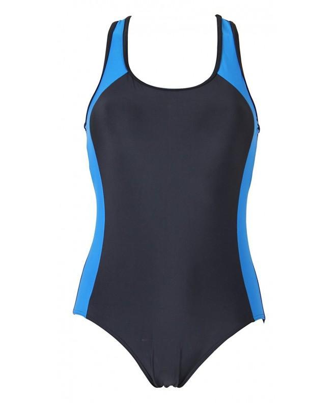PHAYON Athletic Bathing Splice Swimsuit