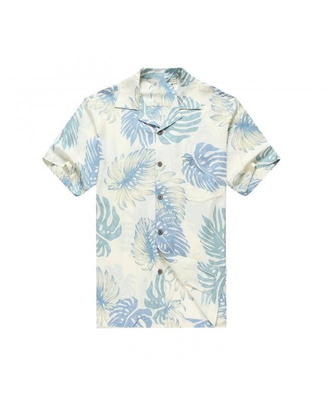 Hawaii Hangover Hawaiian Shirt Leaves
