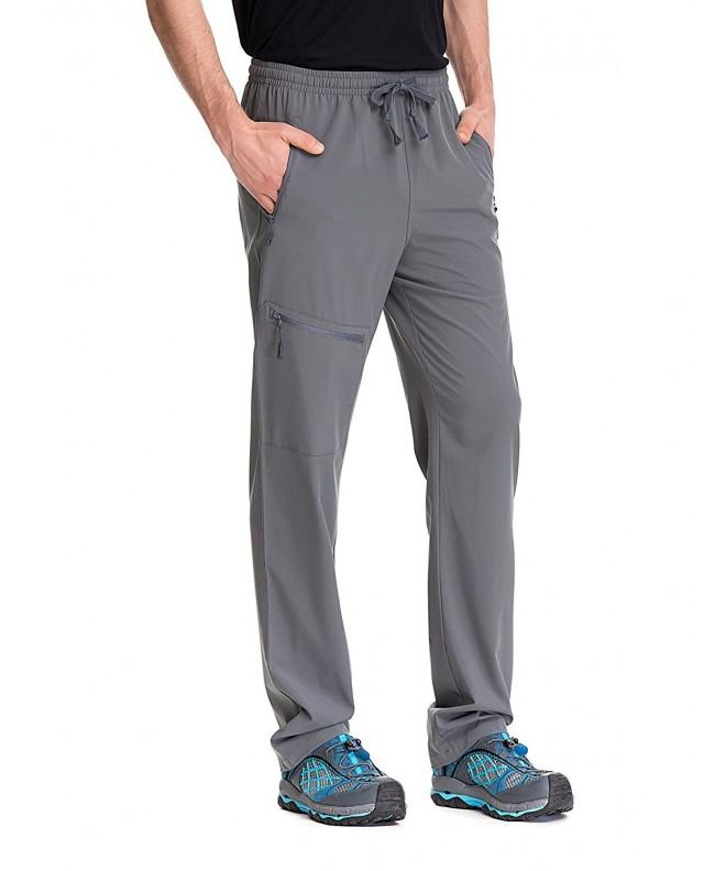 Trailside Supply Co Elastic Waist Grey
