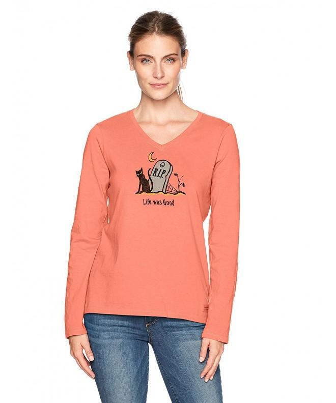 Life Womens Crusher Good T Shirt