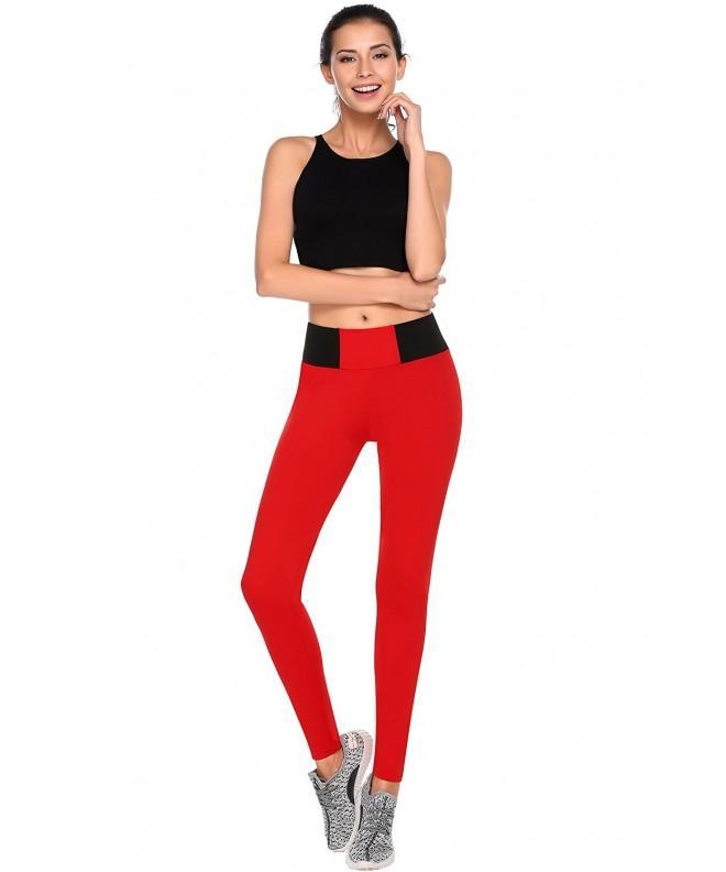 Zeagoo Shapewear Workout Running Leggings