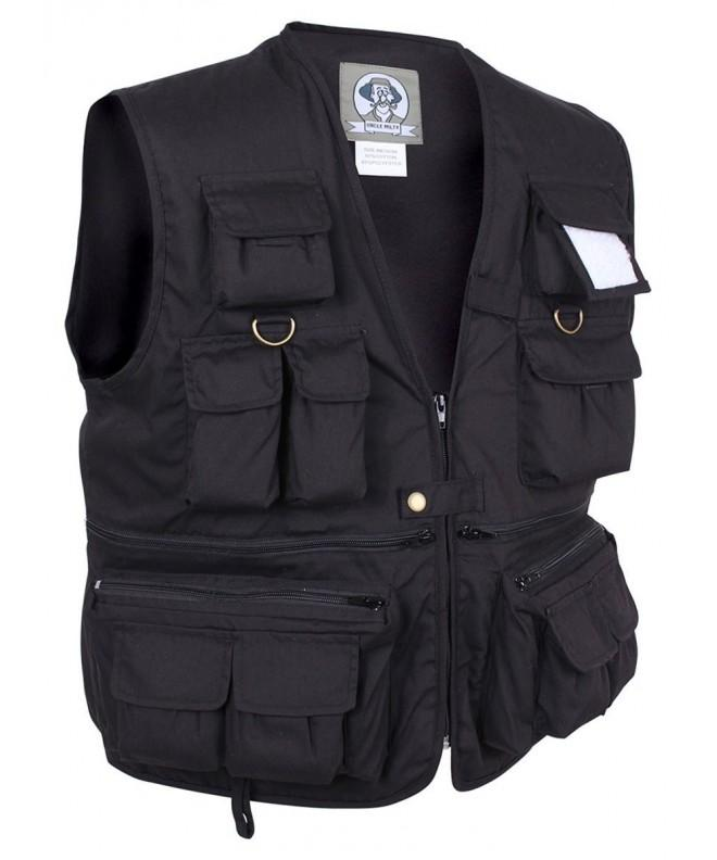 Rothco Uncle Military Vest Black