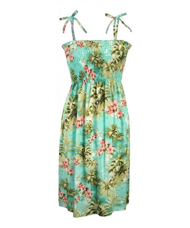 RJC Majestic Morning Hawaiian Sundress