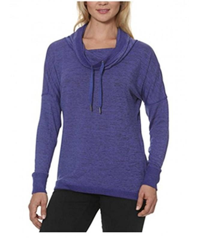 Gerry Ladies Pullover Purple Medium