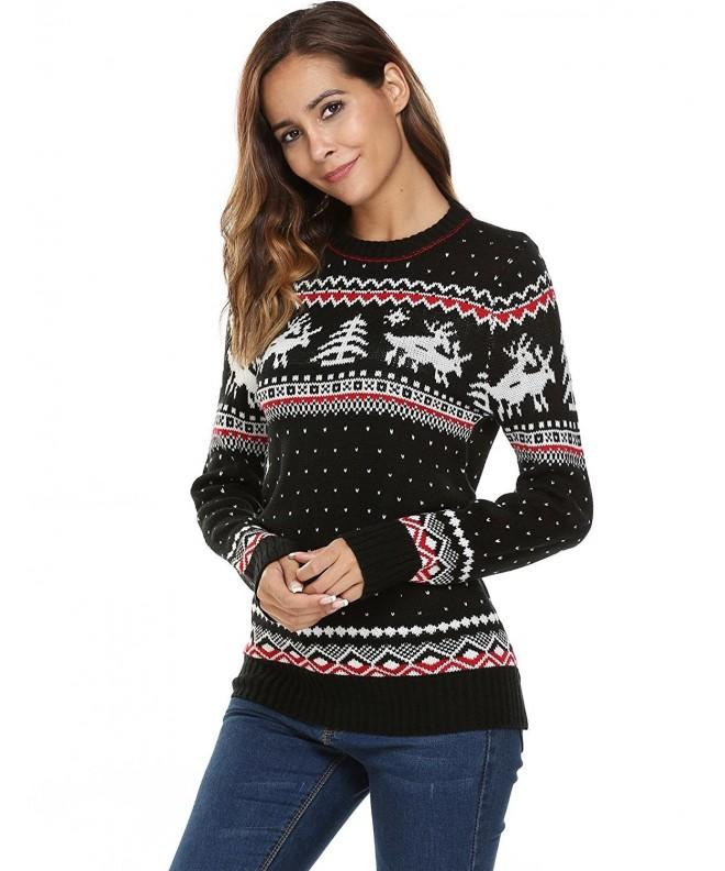 Bifast Christmas Casual Pullover Sweaters