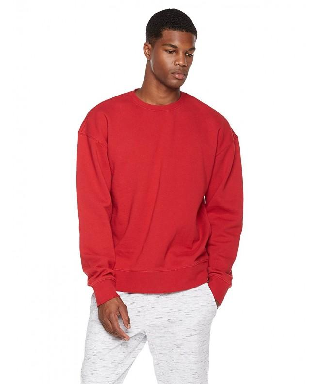 Rebel Canyon Oversize Pull Over Sweatshirt