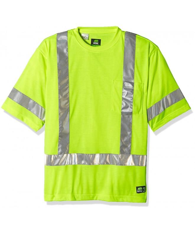 Berne Hi Visibility Sleeve Pocket 3X Large