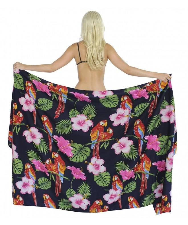 Leela Sarong Womens Swimwear Printed
