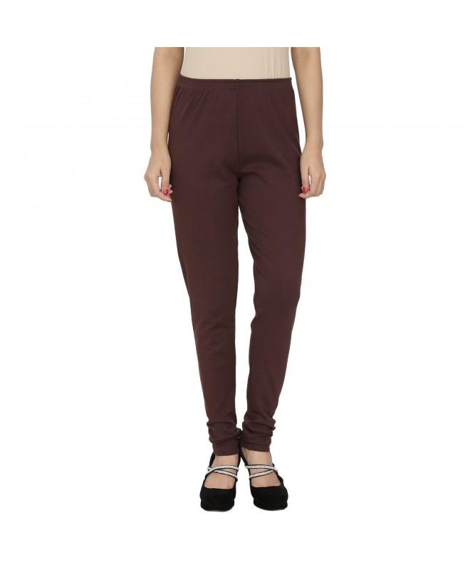 Anekaant Womens Ribbed Cotton Legging