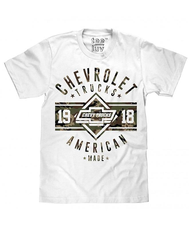Chevrolet Trucks Since Touch Tee medium