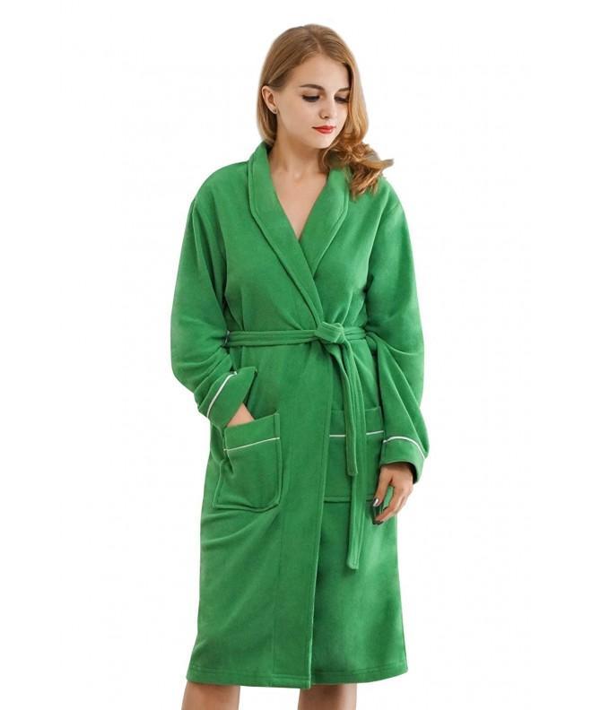 Home Way Womens Fleece Nightwear