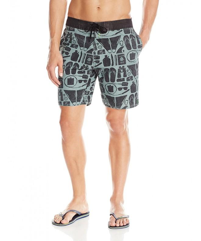 HippyTree Essentials Trunk Shorts Slate