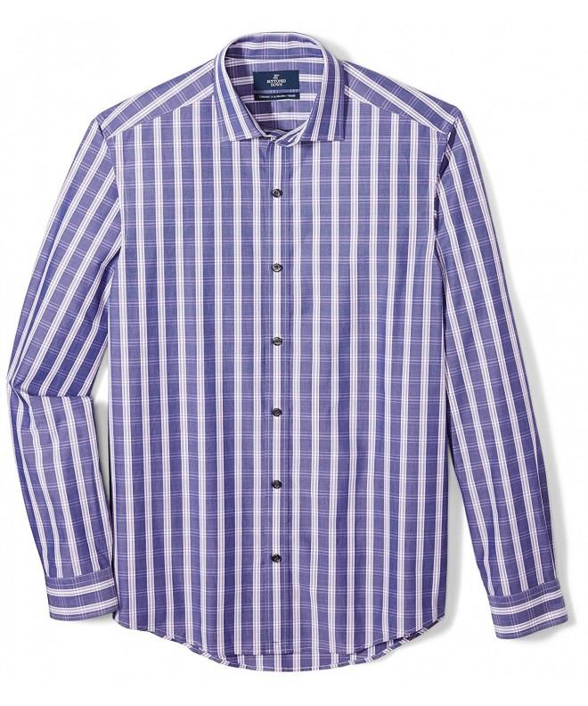 Buttoned Down Tailored Spread Collar 18 18 5