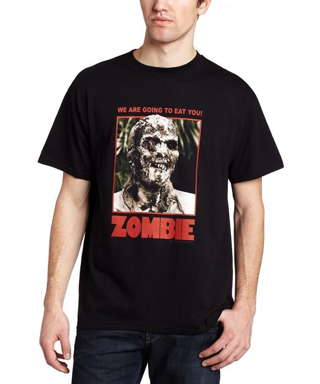 Impact Zombie Color Poster T Shirt