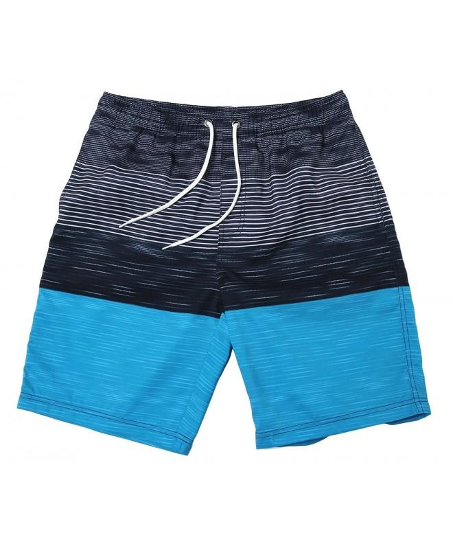 WUAMBO Hybrid Boardshorts Drying Swimming