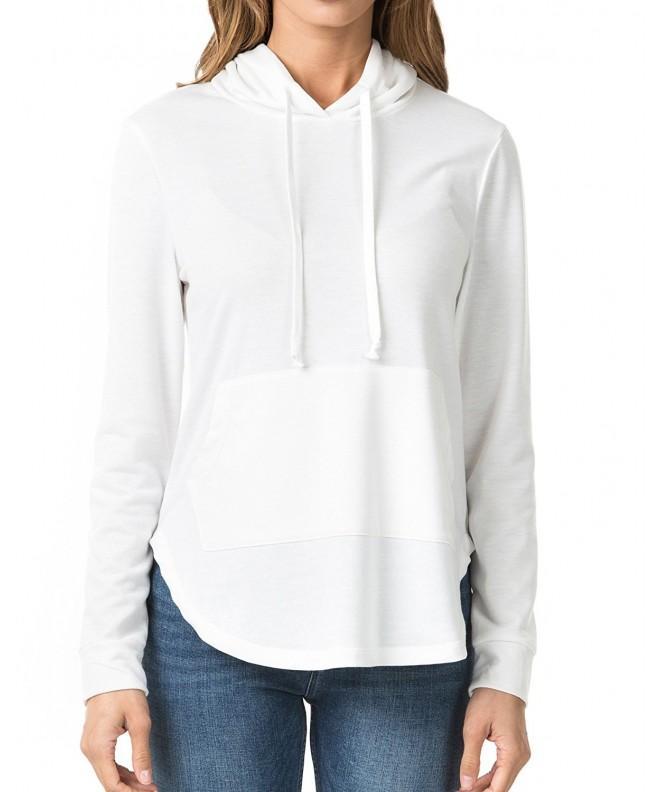 Nolabel B7_023 Pullover Drawstring Sweatshirt