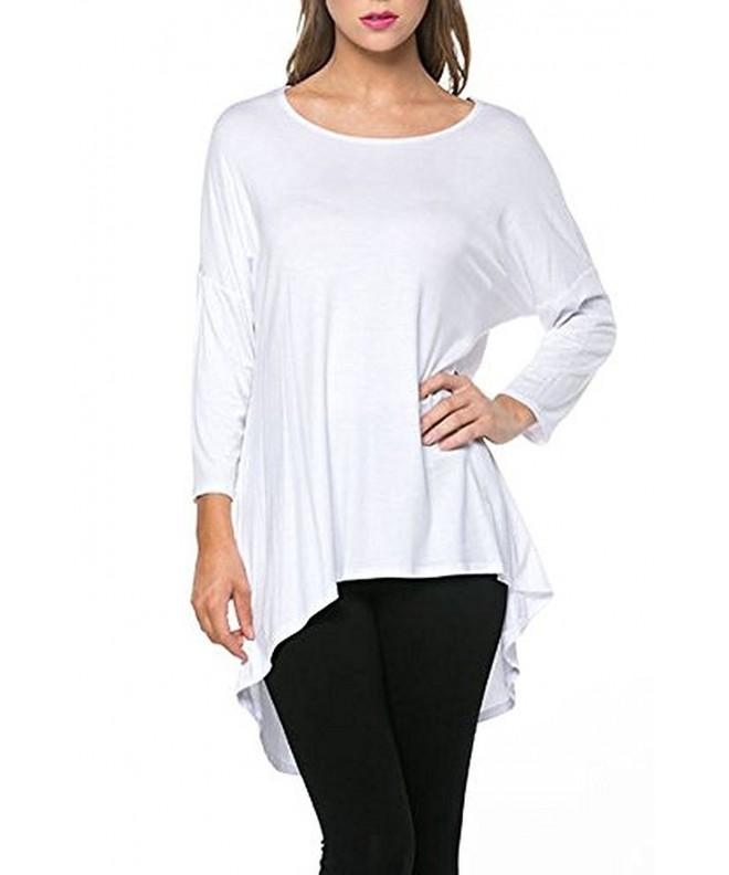 WomenS Rayon Span Tunic Sleeves