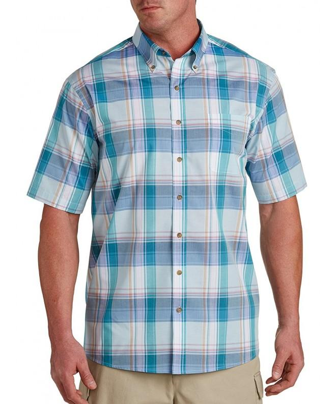 Harbor Bay Easy Care Large Plaid