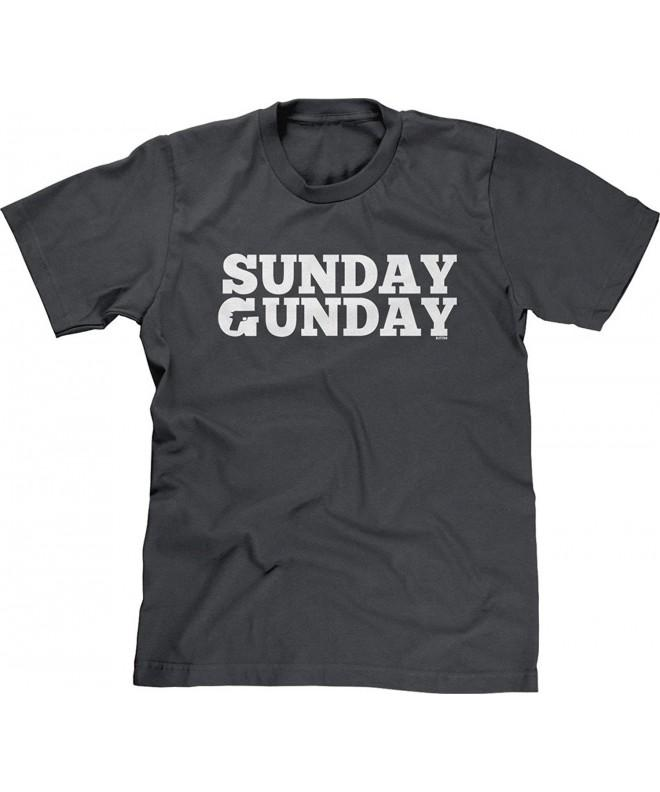 Blittzen Mens Sunday Gunday Charcoal