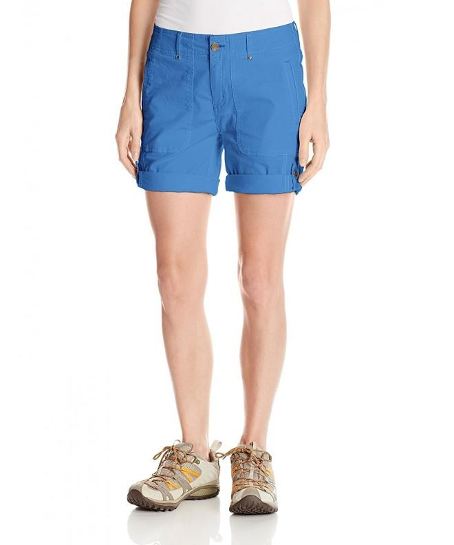 Royal Robbins Womens Roll Up Shorts