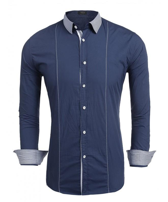 COOFANDY Business Casual Button Shirts