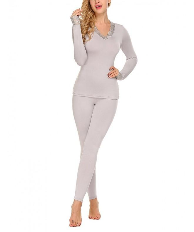 Asatr Thermal Underwear Sleepwear Slimming