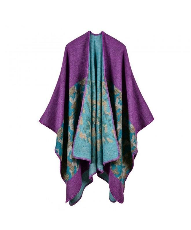 Bakerdani Womens Blanket Cardigans Sweater
