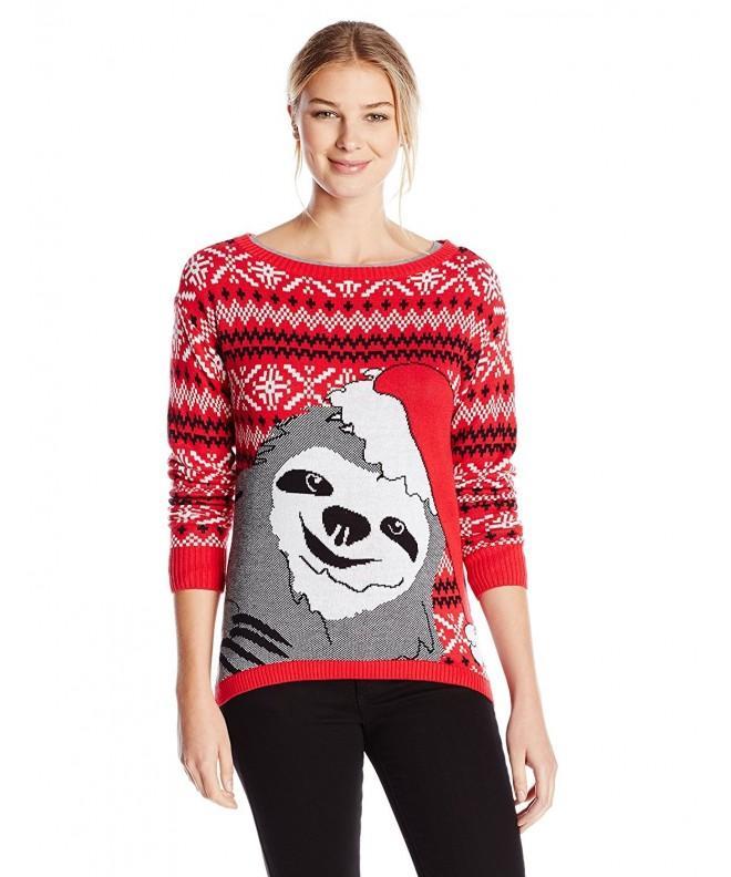 Isabellas Closet Womens Christmas Sweater