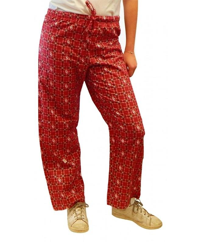 Oklahoma Sooners Unisex Pajama Lounge