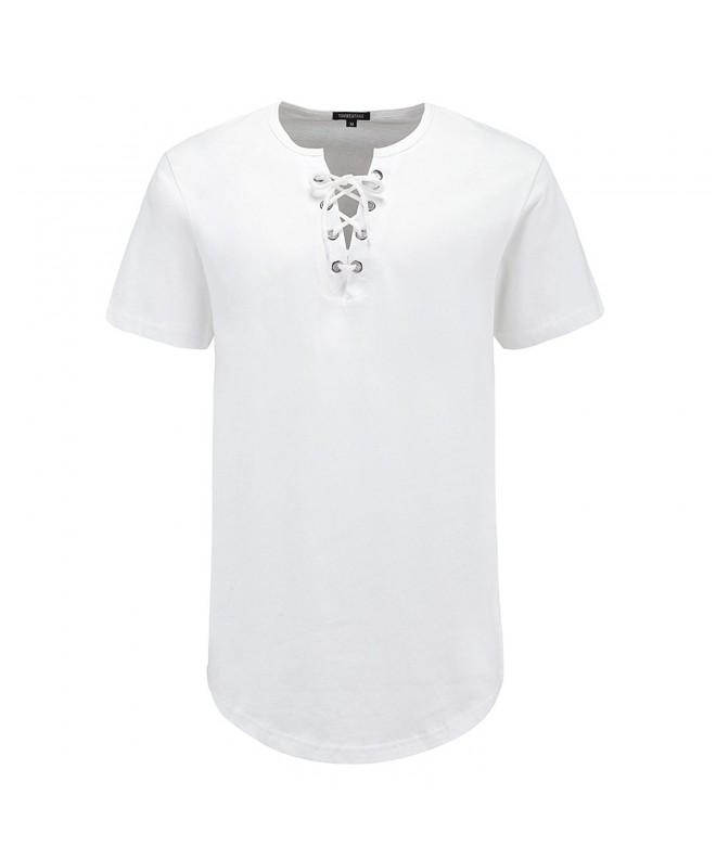Fashion T Shirt Sleeve Longline Hipster