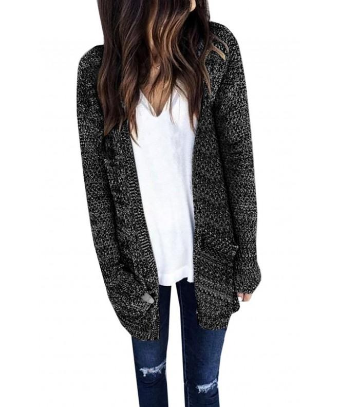 Taoliyuan Fashion Womens Sweater Cardigan
