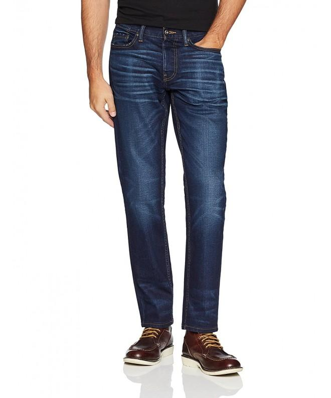 Rugged Mile Denim Athletic Ringspun