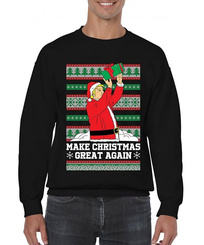 SpiritForged Apparel Christmas Crewneck Sweater