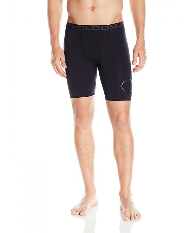 Volcom Chones Lycra Shorts Black
