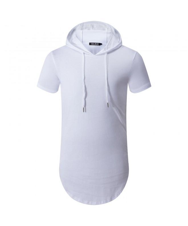 OLRIK Hipster Crewneck T shirt Zipper