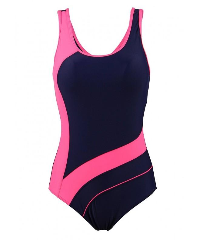 Uhnice Athletic Swimwear Training Bathing