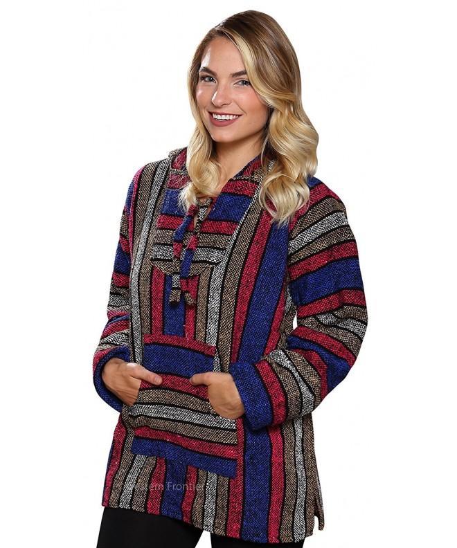 El Paso Designs Mexican Pullover